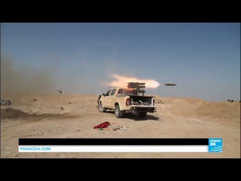 FRANCE 24 documentary - The Battle of Sheddade: United Against Terror