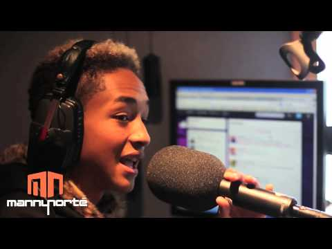 Manny Norte - Jaden Smith - Pt 1 - Touring, MSFTS Rep, Fav rapper, talking to fans! @ Choice FM