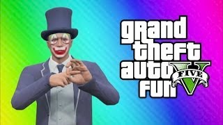 GTA 5 Online Funny Moments - Business DLC, Minecraft Skit, RPG, Body Glitch, Vestra Plane!