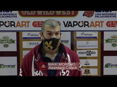 Maxi Moreno | JuVi vs Bernareggio