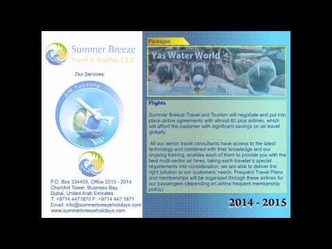 Summer Breeze Travel & Tourism L.L.C - Dubai United Arab Emirates