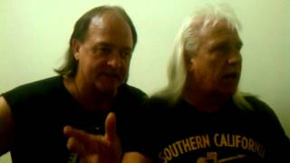 The Rock and Roll Express talk about their appearance in Mocksville NC October 19th!