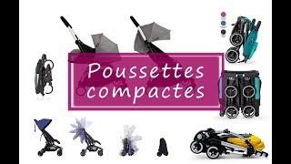 Comparatif poussettes 🚼 TOP 5  (2019)