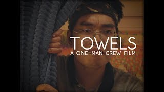 Towels -- A One Man Crew Short Film