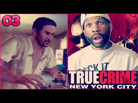 TRUE CRIME NEW YORK CITY WALKTHROUGH GAMEPLAY PART 3 - THAT AIN'T PIZZA!