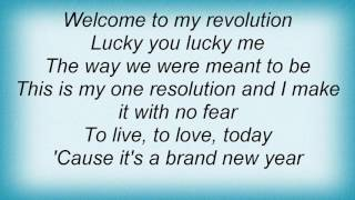 Watch Shedaisy Brand New Year My Revolution video