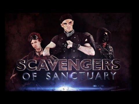 Scavengers Of Sanctuary (Scifi/Fantasy/Post Apoc Short Film)