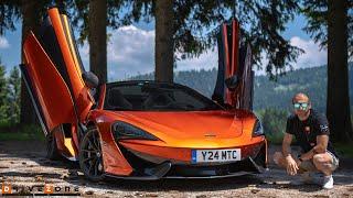 McLaren 570s | A questo video non serve un titolo [ Prova su strada ]