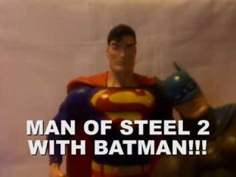 Man of Steel 2: Batman VS Superman Teaser Trailer Parody