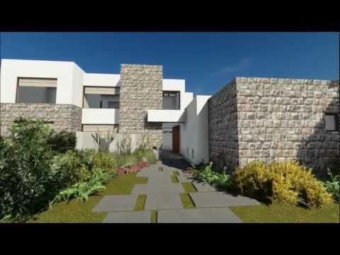 casa alzamora recorrido virtual londo o arquitectos