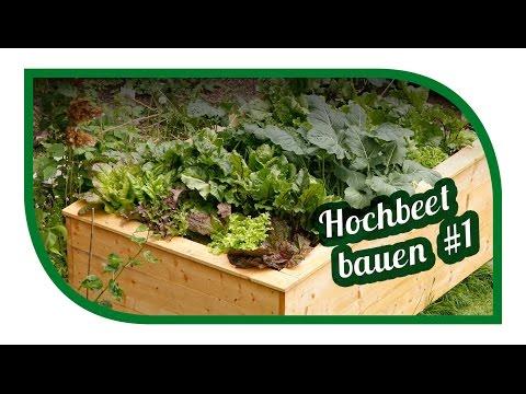 Hochbeet Selber Bauen | Teil 1/2 | How To Build Raised Beds | SELBSTVERSORGER GARTEN