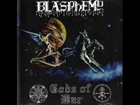 Blasphemy - Intro - Necrosadist