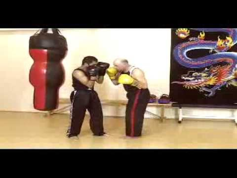 Essential Kickboxing: Volume One - Offensive Techniques Image 1