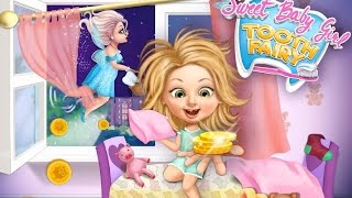 "Sweet Baby Girl Tooth Fairy ""Educational Education"" Videos games for Kids - Girls - Baby Android"