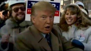 Donald Trump in The Dead Zone