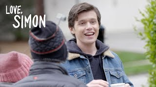 Love, Simon | Casting Nick Robinson as Simon | 20th Century FOX