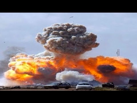 US Airstrikes Syria - Bombing ISIS Islamic State - Bomb Attacks ISIL Iraq (RAW FOOTAGE)