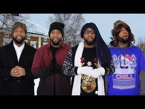Starrkeisha's Christmas Carols! (PART 3) 😂🎄🔥   Random Structure TV