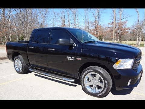 2014 Dodge Ram 1500 Express Black Package Murdered Out /page/239