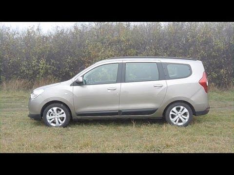 Dacia Lodgy Prestige 1.5 dCi - jazda testowa