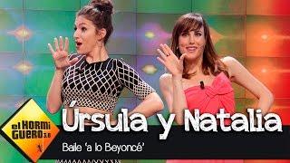 download musica Ya es un clásico: Úrsula Corberó a lo Beyoncé en El Hormiguero 30 junto a Natalia de Molina