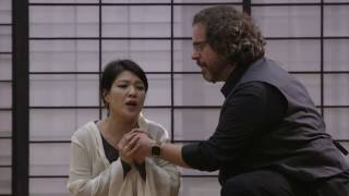 WNO Madam Butterfly Behind the Scenes