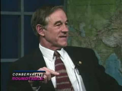 Ron Paul: Principle, Patriotism and Constitutional Government