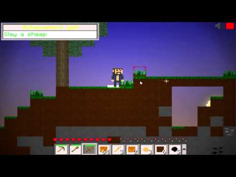 Mine Blocks w/ Ray - Minecraft Clone Whaaaaa? [HD+]