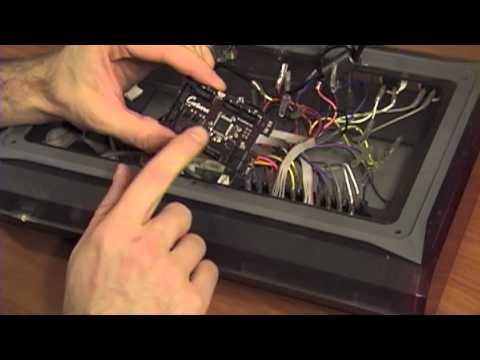 How to install a Phreak Mods Cerberus PCB into an Xbox 360 Mad Catz Fightstick