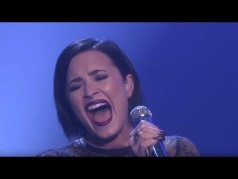 Demi Lovato | REAL VOICE (WITHOUT AUTO-TUNE)