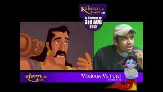 Krishna Aur Kans - Vikram Veturi Acting for Krishna Aur Kans Reference Excellent reviews review