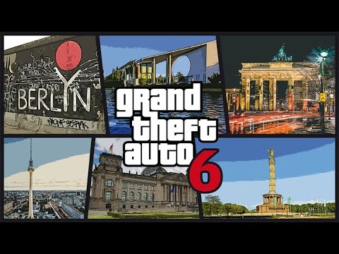 GTA 6: Grand Theft Auto VI - Official Fanmade Trailer - Xbox One (XONE), PS4 - Gameplay Trailer