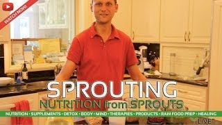SPROUTING for NUTRITION ◦ Benefits, Facts, Information & Experience from LIVET LIFESTYLE & LIVET.tv