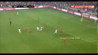 Türkiye 0-2 Hollanda | '47 Sneijder