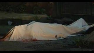 Napoli - Agguato a Soccavo, giovane ucciso in un salone da barbiere -live 1- (13.02.14)