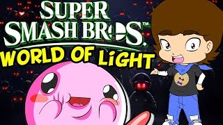 Smash Ultimate WORLD OF LIGHT - ConnerTheWaffle