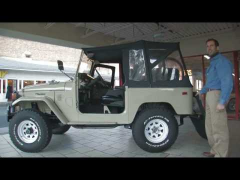 1976 Landcruiser FJ40 Tony Flemings Ultimate Garage reviews horsepower ripoff complaints video