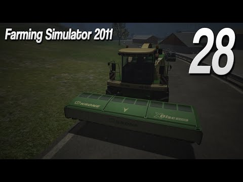Zagrajmy w Symulator farmy 2011 na multiplayer - odcinek 28 - Początek Końca 8/8...