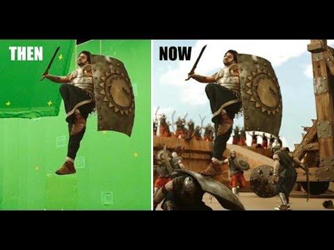 Bahubali 3 shooting leaked video thumbnail