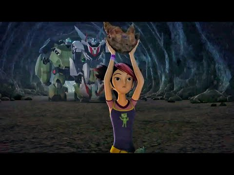 Transformers Prime Season 3 Beast Hunters Episode 06 In Hindi. Miko and Autobots go for Predacons