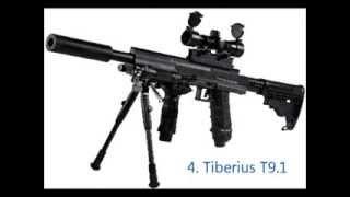 Top 5 Best Scenario/Milsim/woodsball paintball guns