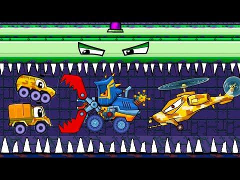 Машина ест машину 3 Хищные машины Car Eats Car #27 игра как мультик детский летсплей #МАШИНКИКИДА