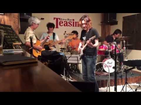 ITO Soul Funk Session at Live Bar Teasin' 「What's Going On」