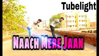 download lagu Tubelight - Naach Meri Jaan  Salman Khan  gratis