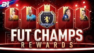ELITE 1 FUT CHAMPIONS REWARDS! RED IF PLAYER PICK PACKS! | FIFA 19 ULTIMATE TEAM