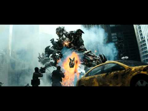 Transformers: Dark Of The Moon Home Release TV Spot - Flying