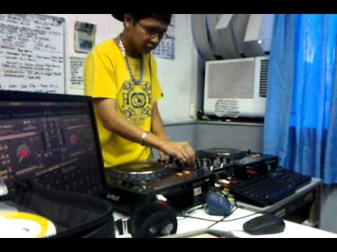 Dj Mad Cresent Live In The Mix (99.5 Rt todo Hataw) Monsterkill Deejays video