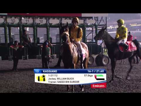 30.03.2013 Meydan (Dubai-UAE) 9.Race Dubai World Cup 2013 - Group I  2.000m HD-720p