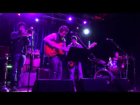 CK3 ++ - 'Mike's Song-}Whipping Post-}Moby Dick' - 1/14/16 - The Acoustic - Bridgeport, CT