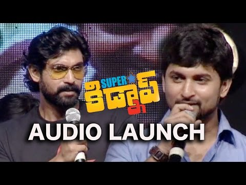 Superstar Kidnap Movie Full Length Audio Launch -  Nandu, Poonam Kaur, Shraddha Das video